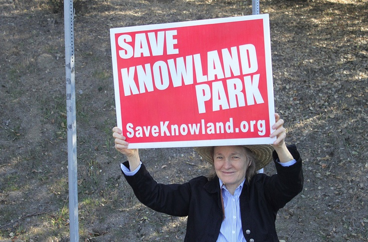 A supporter of Knowland Park and it's wildlife